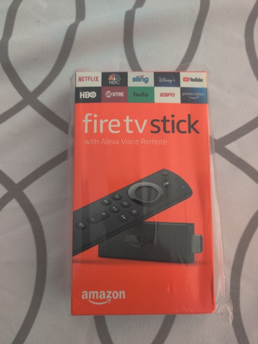 Fire Tv Stick Alexa Voice