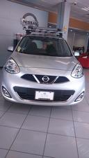 Nissan March Navi 18 ¡llevátelo Sin Comprobante De Ingresos!