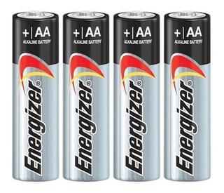 Pila Aa Alcalina Energizer Max Doble A 4 Unidades