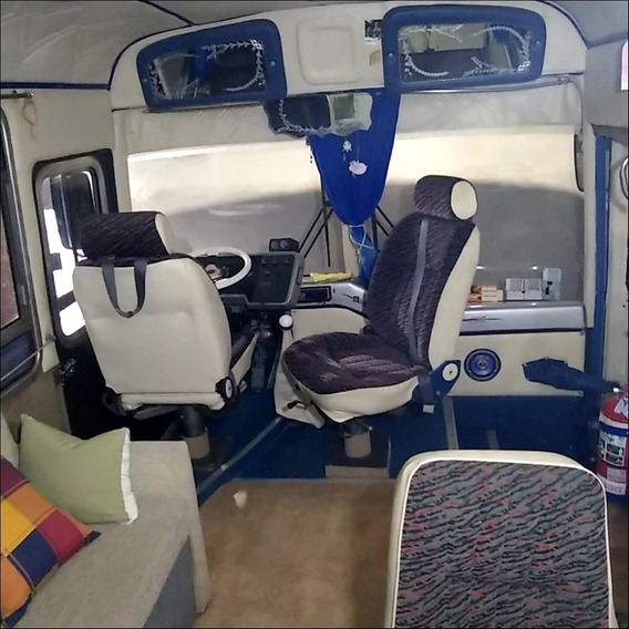 Motorhome Mercedes Benz Impecable!