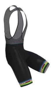 Bretelle Ert Elite Campeão Mundial Forro Gel Ciclismo Mtb