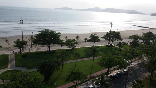 Apartamento Em Boqueirão, Santos/sp De 100m² 2 Quartos Para Locação R$ 4.005,00/mes - Ap1012686