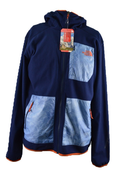 Chamarra The North Face Hombre Azul Wilkens Nf00cva7fpx