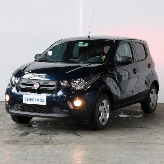 Fiat Mobi 1.0 0km Entrega Inmediata A $55.200 Tomo Usados D-