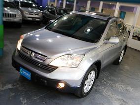 Honda Cr-v 2007 Ex 4x4 At Excelente Estado Y Cuidado