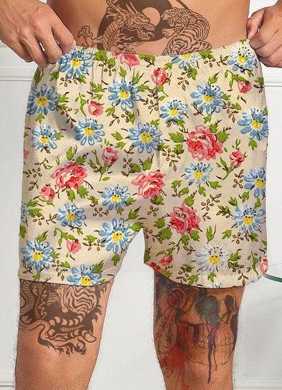 Cueca Samba Canção Flor Flower Flores Cool Tumblr Swag
