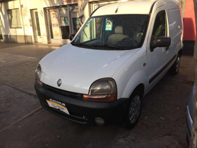 Renault Kangoo Furgon -aire/direccion -$90.000 + Ctas Fijas