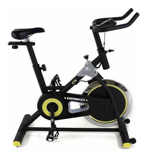 Bicicleta Fija Indoor Omiko 42 Tm Display Digital