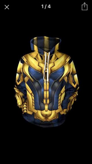 Buzo Importado Canguro Thanos