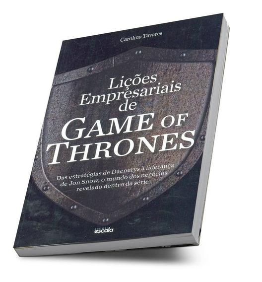 Lições Empresariais De Game Of Thrones Estretégia Liderança