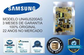 Placa Fonte Samsung Un49j5200ag Un49j5200 | Bn44-00856c Nova