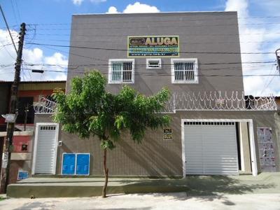 Apartamento Com 2 Dormitórios Para Alugar, 50 M² Por R$ 590/mês - Pan Americano - Fortaleza/ce - Ap0493