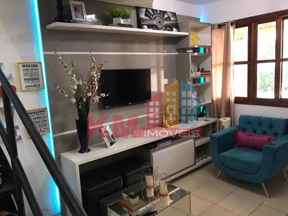 Vende-se Ótima Casa Dúplex No Residencial Terra Do Sal I - Ca2600