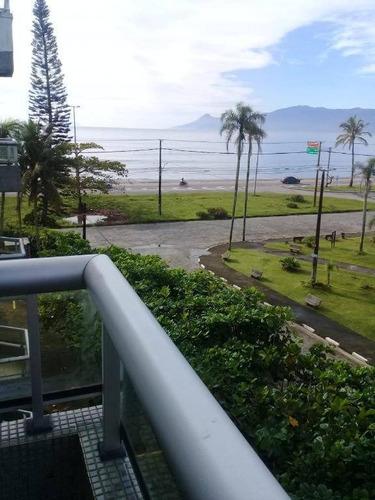 Cobertura À Venda, 133 M² Por R$ 450.000 - Massaguaçu - Caraguatatuba/sp - Co0062