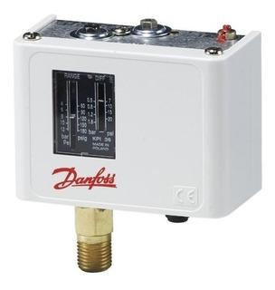Presostato Danfoss Kp1 Rango -0.2 A 7.5 Bar R1/4