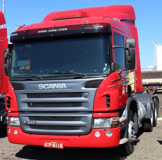 Scania P340 - 2011/11 - 6x2 I Pneus Novos (atp 6118)