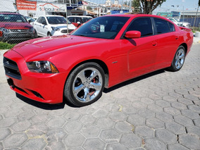 Dodge Charger R/t Rojo 2013