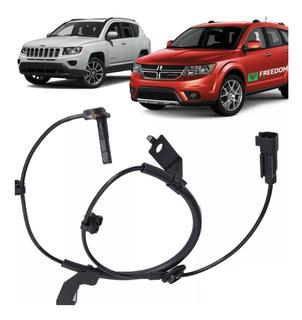 Sensor Abs Dianteiro Direito Journey Freemont Jeep Compass 2009 2010 2011 2012 2013 2014 2015