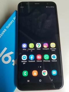 Samsung Galaxy J6+ Plus 32gb, Huella, Reconocimiento Facial