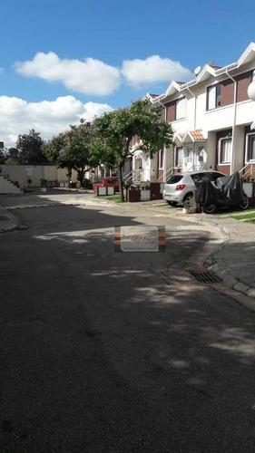 Sobrado Com 2 Dormitórios À Venda, 100 M² Por R$ 280.000 - Jardim Jaraguá - São Paulo/sp - So0659