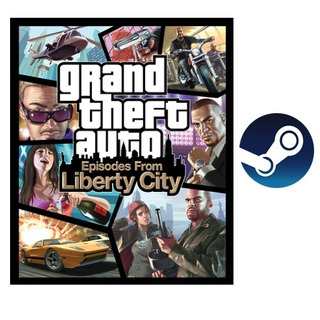 Grand Theft Auto Episodes From Liberty City Pc Steam
