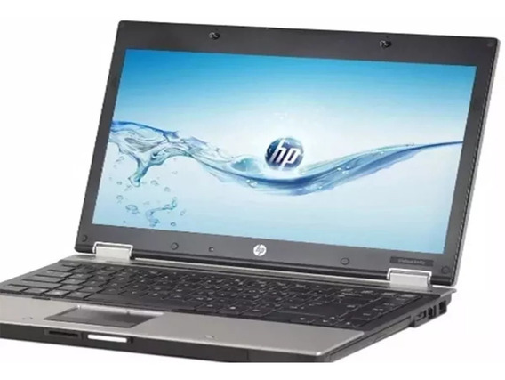 Notebook Hp 8440p Intel Core I5 M520