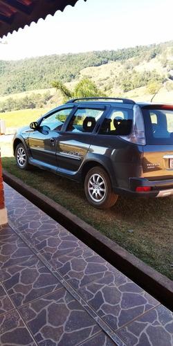 Peugeot 207 Sw 2010 1.6 16v Escapade Flex 5p