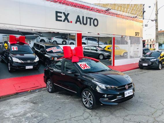Fiat Cronos - 2019/2019 1.8 E.torq Flex Precision At6