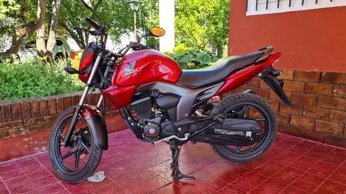 Honda Invicta 150 Cc 2014 - 12.000 Km