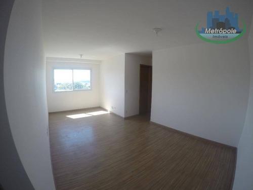 Apartamento À Venda, 56 M² Por R$ 270.000,00 - Jardim Nova Taboão - Guarulhos/sp - Ap0685