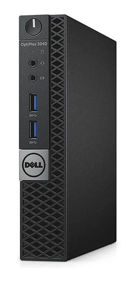 Mini Pc Dell Optiplex 3040 I5-6500t 4gb Ssd 240gb Win10-pro