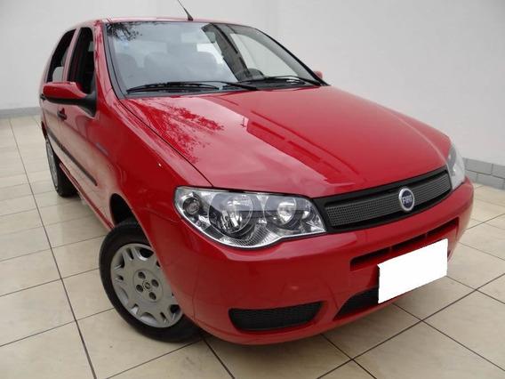 Fiat Palio 1.0 Fire 8v Flex 2008 Vermelho.