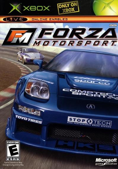 Jogo Xbox Original - Forza Motosport - Seminovo