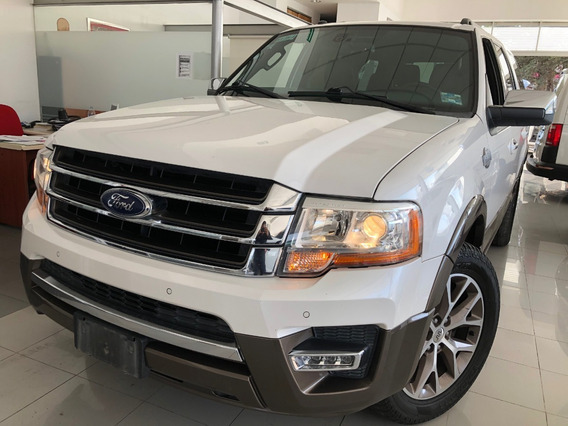 Ford Expedition King Ranch V6 2016