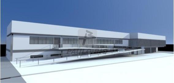 Galpao Industrial - Santa Cruz Da Esperanca - Ref: 5888 - V-5888