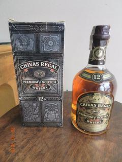 Whisky Chivas Regal X 750 Cc- Añejo!!