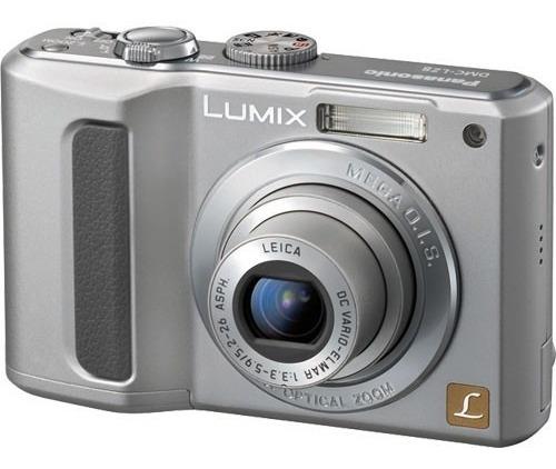Cámara Digital Lumix Panasonic Dmz-lz8 8.1mp - 2gb En Caja