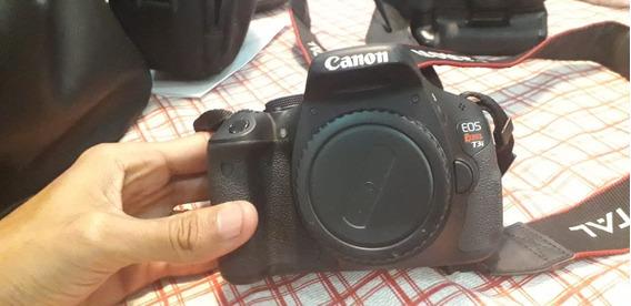 Câmera Canon T3i (somente O Corpo + Brinde!!!)