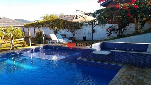 Casa Em Piracaia Com 5 Dormitórios À Venda, 340 M² Por R$ 990.000 - Condomínio Boa Vista - Ca0464
