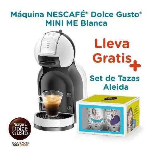 Nescafé® Dolce Gusto® Máquina Mini Me Blanca