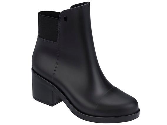 Melissa Elastic Boot 37 Preta Original Nova