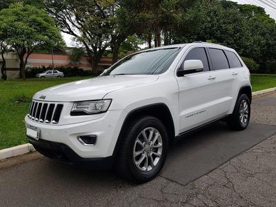 Jeep Grand Cherokee Laredo V6 3.6 2015 Branca 65.000kms