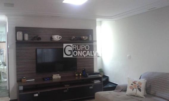 Sobrado Para Venda No Bairro Vila Gomes Cardim, 3 Dormitórios, 2 Vagas, 149,00 M² - 4163
