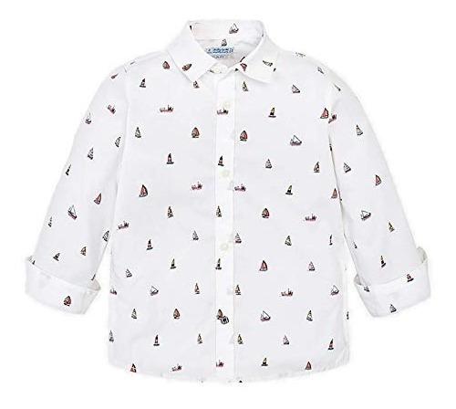 Camisa Mayoral Para Niño Tallas 4 A 9