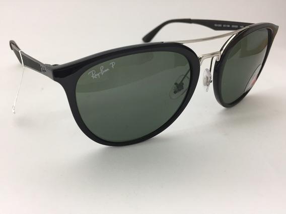 Oculos Solar Ray Ban Polarizado Rb4285 601/9a 55 Original