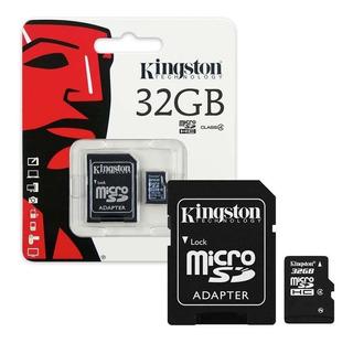 Kingston Memoria Micro Sd 32gb