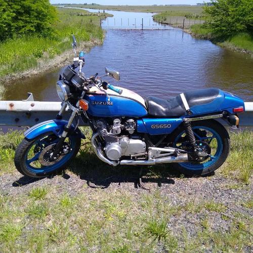 Suzuki Gs 81