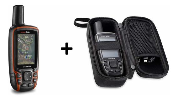 Gps Garmin 78s Glonass E Sensores Novo Original Brinde