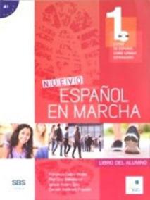 Nuevo Español En Marcha 1 - Libro Del Alumno Con Cd Audio -