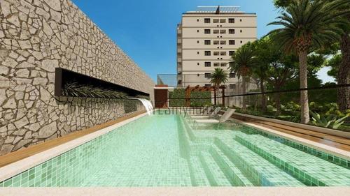 Apartamento À Venda, 72 M² Por R$ 478.000,00 - Bacacheri - Curitiba/pr - Ap3253